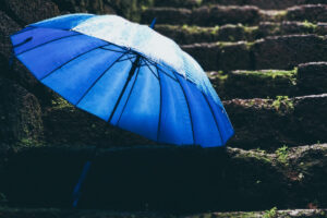 paraguas antiviento